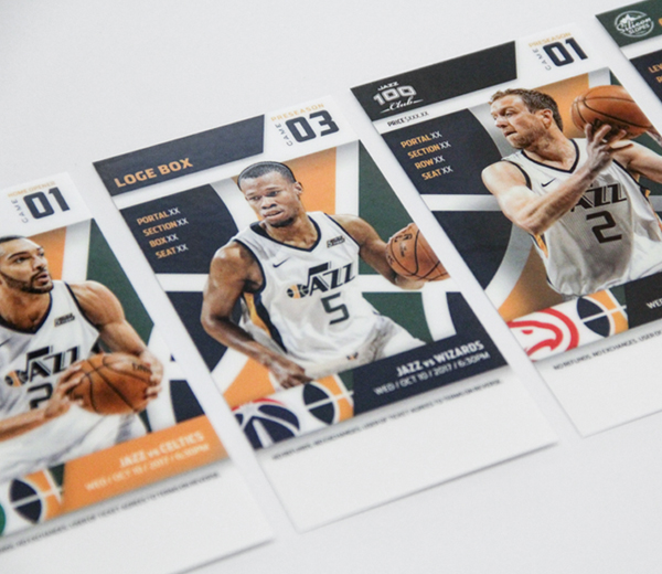 Utah Jazz Season Tickets